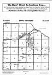 Map Image 033, Lake of the Woods County 1994